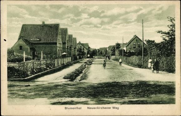Neuenkirchener Weg Bremen