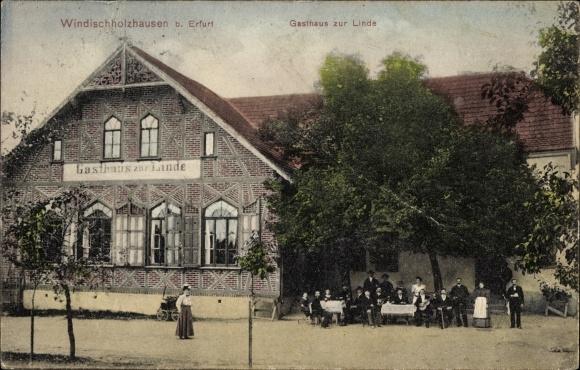 Windischhausen Erfurt in Thüringen, Gasthof Zur Linde, Inh. Oskar JiNan Hope Hydraulic Co., Itdyrich