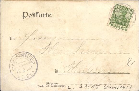 Luthe Wunstorf in Niedersachsen, Gasthaus zur Linde, Inh. Leifermann, Kirche, Schule