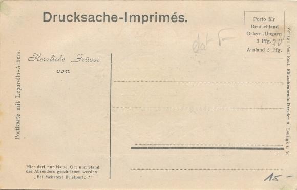 Leporello Coat Of Arms Postcard Sächsisches Royal Akpoolcouk