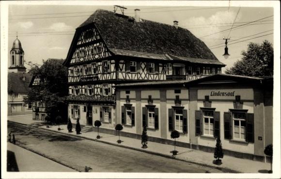 Oberkirch in Baden Württemberg, Gasthof zur oberen Linde, Bes. Z. Dilger