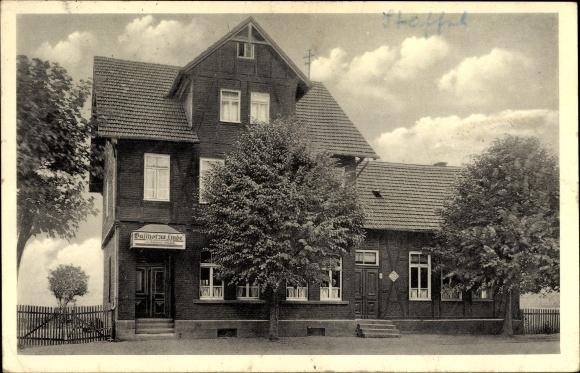 Allendorf Stadtallendorf Hessen, Gasthof zur Linde