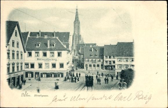 Ulm-an-der-Donau-Baden-Wuerttemberg-Hirschgasse-Hotel-zum-1198624