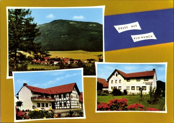 Kleinvach Bad Sooden Allendorf in Hessen, Gasthaus zur Linde, Heinz Thomas