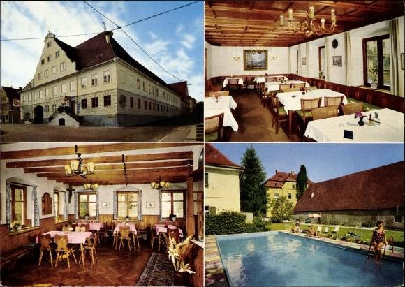 Hotel Zur Post Zusmarshausen