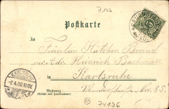 Neuenstadt am Kocher, Gasthaus zum Rössle, Schloß, Linde, Total