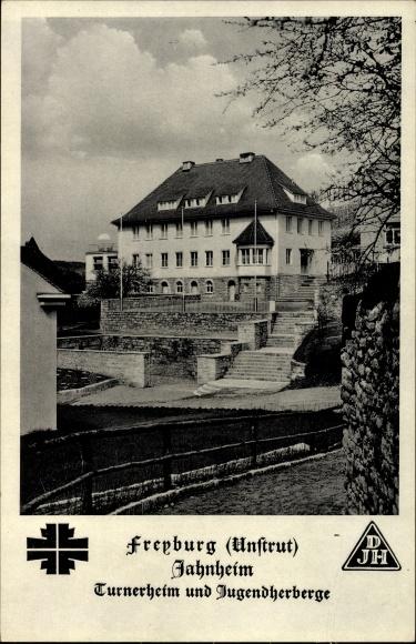 Ansichtskarte Postkarte Freyburg An Der Unstrut Akpool De