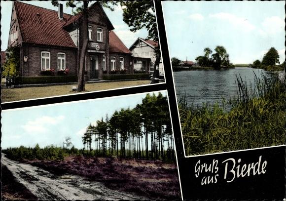 Bierde Böhme, Gasthaus zur Linde, Erich Blanke, Pension