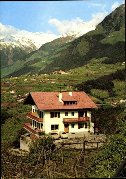 Schönna Südtirol, Haus zur Linde, Geschwister Pircher, Hotel