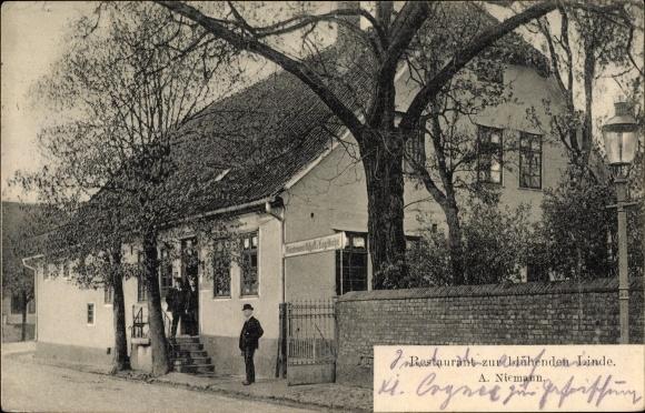 Bünde im Kreis Herford, Restaurant zur blühenden Linde, Inh. A. Niemann