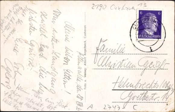 Altenwalde Cuxhaven in Niedersachsen, Gasthof zur Linde, Inh. Adolf Heinsohn