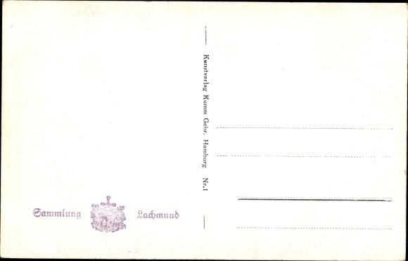 Ansichtskarte Postkarte Hamburg Eimsbuttel Niendorf Akpool De