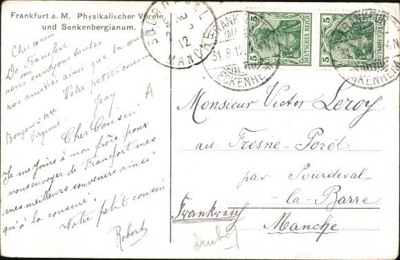 physikalischer verein frankfurt